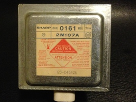 2M107A Sharp Microwave Oven Magnetron MZ0161WRE0 - $39.00