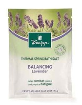 Kneipp Thermal Spring Bath Salt Sachet Lavender... - $5.00