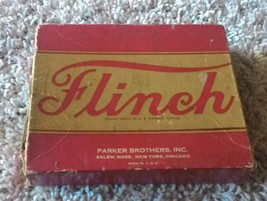 Vintage 1938 Flinch Card Game - $10.95