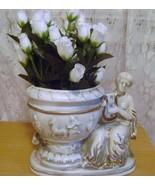 Vintage Figural Vase made in Japan - $18.00