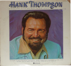 "Hank Thompson  ""Sings The Hits Of Nat ""King"" Cole""  ABC Dot Records   DO... - $9.00"