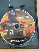 Sony PS2 Combat Elite: WWII Paratroopers ~ COMPLETE image 3