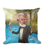 Simply Charly Pyotr Ilyich Tchaikovsky Square Pillow - $34.30