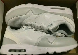 New Nike Mens Air Max 1 Ultra 2.0 Essential shoes 875679-101 Sz 10 white - $59.99