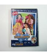 My Scene Masquerade Madness DVD - Mattel Dolls - Barbie - Chelsea - Kenz... - $12.50