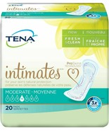 Tena Intimates Moderate Regular Incontinence Pad for Women, 20 Count (Pa... - $37.17