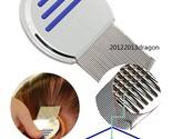 high quality Terminator Lice Comb Nit Free Kids Hair Rid Headlice stainless stee