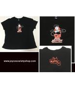 Evil Bettie Motor Wear T-Shirt Women's Sz US XL NEW Motorcycle - $8.99