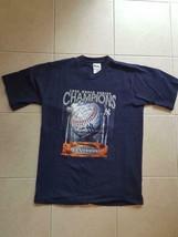 NY Yankees 1998 World Series Champions MLB T-Shirt Child Size 18-20 - $7.95