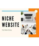 Home Business PLR Niche Blog Wordpress Ready Made Website - $5.99
