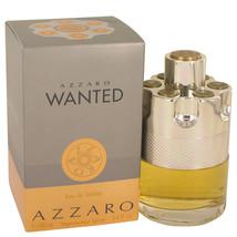 Azzaro Wanted by Azzaro Eau De Toilette Spray 3.4 oz (Men) - $49.87