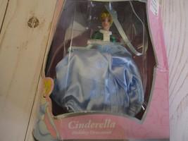 D2 Cinderella Enesco #102 Ornament Never used Box shows wear - $15.83