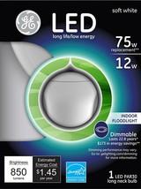 GE Lighting 96847 12 Watt Soft White Dimmable Indoor Floodlight LED Bulb - $7.76