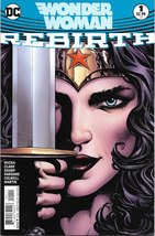 Wonder Woman: Rebirth One Shot 2016 DC (NM) - $3.99