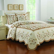Nostalgia Home Caroline Bedspread, Full - $199.99+