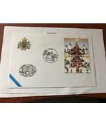 San Marino Christmas FDC 1998 - $3.95
