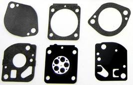 Carburetor Kit Replacement for Zama GND-72 fits Stihl FS130R, BR500, BR550 - $7.05