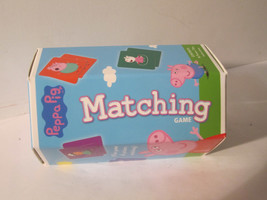 Peppa Pig Matching Game Sorting Game Toddler PreSchool Fun by Wonderforge NEW image 1