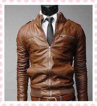 The Best Quality Uk Size XS-XL Mens Hunting Jackets Mandarin Collar Mens... - $51.30