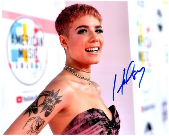 Primary image for HALSEY  Authentic Autographed Signed 8X10 Photo w/Certificate - 27217