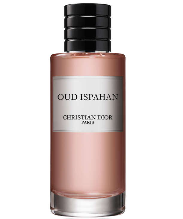 OUD ISPAHAN by DIOR 10ml Travel Spray LABDANUM ROSE AOUD Perfume Christian