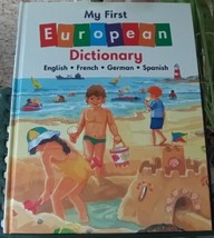 My First European Dictionary by Stephanie Ryder - $14.00
