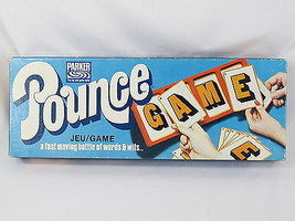 Pounce 1973 Board Card Game Parker Brothers 100% Complete Excellent Bili... - $23.64