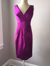 Nanette Lepore Feel Pretty Violet Dress NWT, Size 0 - $185.70 CAD