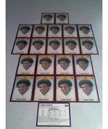 ***LYMAN WHITE***   Lot of 21 cards / LSU - $9.99