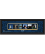 Personalized Ithaca College Campus Letter Art Print - $43.99