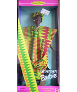 GHANIAN BARBIE DOLLS OF THE WORLD COLLECTION - $16.00