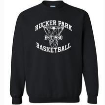 126 Rucker Park Crew Sweatshirt basketball harlem blacktop NY All Sizes/... - $20.00