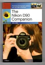 Nikon D90 DSLR Campanion, the In Fantastic Shape Instruction Book Owner'... - $14.99