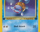 Squirtle 68 common 1st edition team rocket thumb155 crop