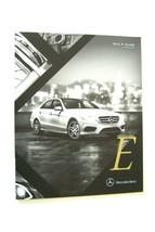 2016 Mercedes  E-Class E400 E350 Sales Brochure Catalog sedan new original amg - $17.81