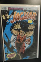 #1 The Jaguar 1991 Impact Comic Book D423 - $3.35