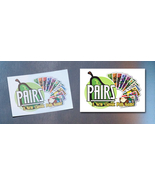 "Cheapass Games ""Pairs"" Classic Design Sticker -... - $0.00"