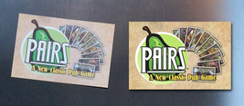 "Cheapass Games ""Pairs"" Name of the Wind Design Sticker - Freebie! - $0.00"