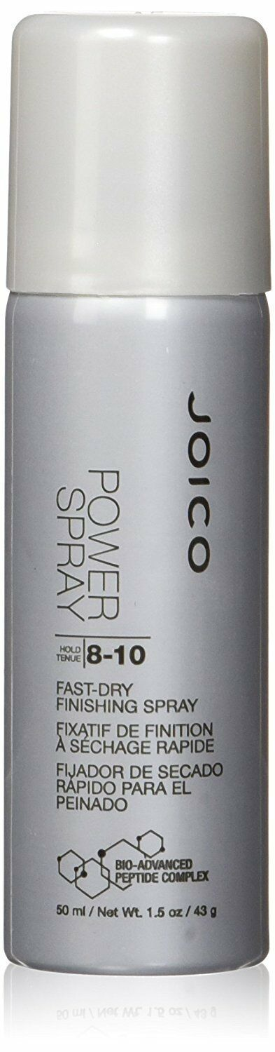 Primary image for Joico Power Spray Fast Dry Finishing Spray 1.5 Oz - Lot of 3