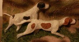 """NEW Dog Ceramic Plaque, 5.5"""" x 4.5"""", 3D, POINTER DOG, FOXHOUND, BEAGLE image 4"""