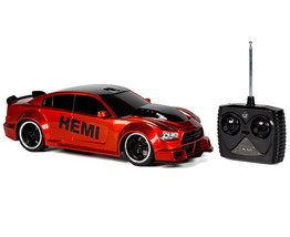 Extreme Machines Dodge Charger Tri-Band 1:18 RTR RC Car - $59.39