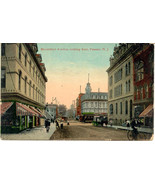 Bloomfield Avenue Passaic New Jersey 1911 vintage Post Card - $6.00