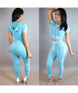 Women Summer 2017 Black Rompers Womens Jumpsuit Bodycon Straps Two Piece... - $28.00
