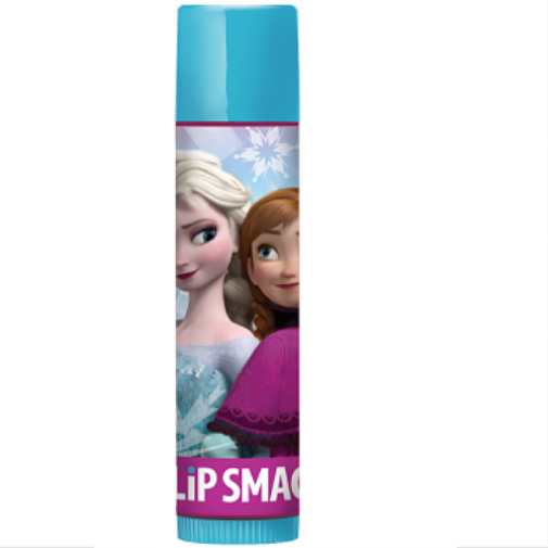 Lip Smacker Disney Frozen Anna Elsa Chilled Cranberry Grape Lip Gloss Balm Stick