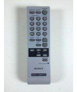 SONY RMT-CS350A Remote Control w/Battery Cover. Tested and Working - $6.95