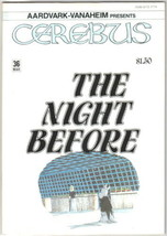 Cerebus the Aardvark Comic Book #36 AV 1982 FINE - $2.99