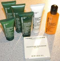 LOT trvl sz Peter Thomas Roth Conditioner Shampoo Body Lotion soap shower gel - $7.99