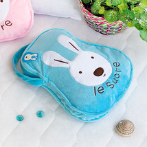 [Sugar Rabbit - Blue] Throw Blanket Travel Pillow Blanket  - $19.99
