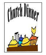 Chruch Dinner-Download-ClipArt-ArtClip-Digital ... - $3.00