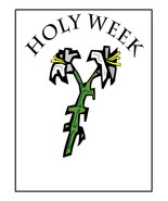 Holy Week-Download-ClipArt-ArtClip-Digital Tags - $4.00